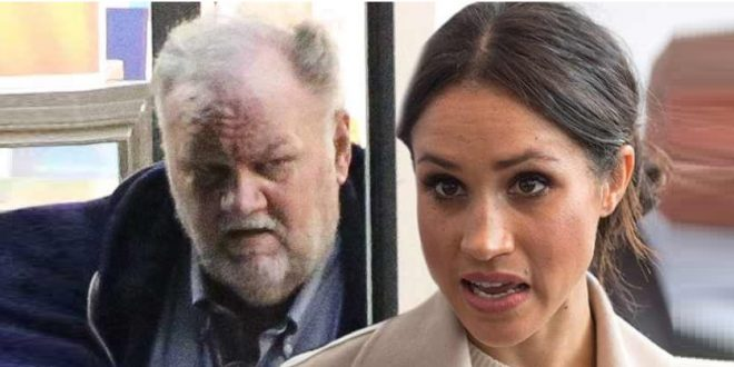Photo of Meghan Markle's father is going to be the main witness against her daughter in court