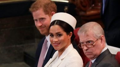 Photo of Meghan Markle and Harry will not be able to attend Prince Andrew's anniversary