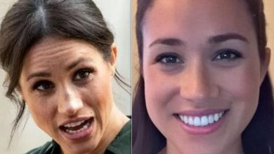 Photo of Meghan Markle on video: plastic surgery or video filters?