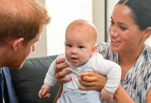 Photo of Meghan and Harry mark Archie's first birthday with new video