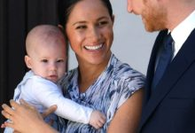 Photo of Archie Mountbatten-Windsor, 1, sues photo agency: High Court writ claims Canada snaps breached baby's privacy