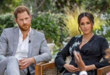 Photo of Meghan Markle branded 'fake' as TV host slams couple for not naming royal in race claim