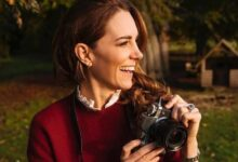 Photo of The Duchess of Cambridge is turning her photography project into a book for charity