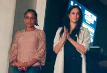 Photo of Meghan Markle was barred from getting coffee with her mother Doria Ragland
