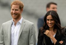 Photo of Prince Harry, Meghan Markle 'money hungry' as philanthropy takes backseat